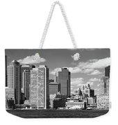 Buildings At The Waterfront, Boston Weekender Tote Bag