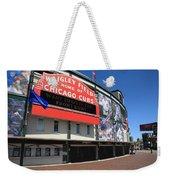 Chicago Cubs - Wrigley Field Weekender Tote Bag