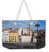 City Of Lisbon In Portugal Weekender Tote Bag