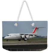 Cityjet British Aerospace Avro Rj85 Weekender Tote Bag