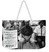 Civil Rights March, 1965 Weekender Tote Bag