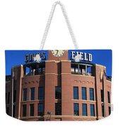 Coors Field - Colorado Rockies Weekender Tote Bag