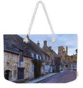 Corfe Castle Weekender Tote Bag