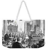Cornelius Vanderbilt Weekender Tote Bag