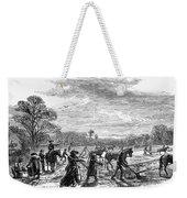 Cotton Plantation, 1867 Weekender Tote Bag