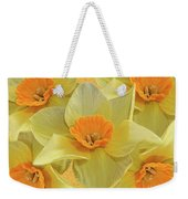 5 Daffy's On Parade Weekender Tote Bag