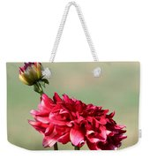 Dahlia Named Caproz Jerry Garcia Weekender Tote Bag