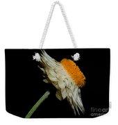 Daisy Flower Weekender Tote Bag