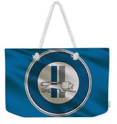 Detroit Lions Uniform Weekender Tote Bag