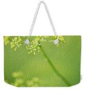 Dill Flower Weekender Tote Bag