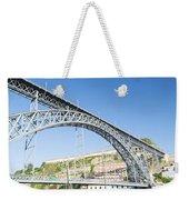 Dom Luis Bridge Porto Portugal Weekender Tote Bag