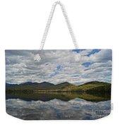 Elk Lake  Weekender Tote Bag