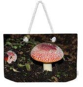 Fairy Mushrooms Weekender Tote Bag