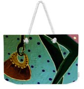 Fashion Art Weekender Tote Bag