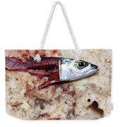 Fish Bait Weekender Tote Bag