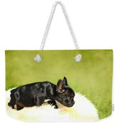 French Bulldoggs Weekender Tote Bag