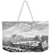 French Revolution, 1791 Weekender Tote Bag