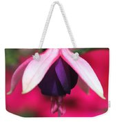 Fuchsia Named Lambada Weekender Tote Bag