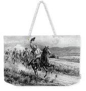 George Armstrong Custer (1839-1876) Weekender Tote Bag