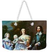 George Villiers (1592-1628) Weekender Tote Bag