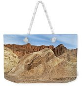 Golden Canyon Death Valley National Park Weekender Tote Bag