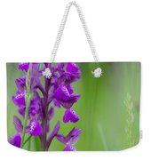Green-winged Orchid Weekender Tote Bag