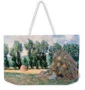 Haystacks Weekender Tote Bag
