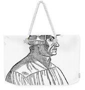 Huldreich Zwingli (1484-1531) Weekender Tote Bag