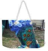 Hunt For The Unicorn On A Full Moon Weekender Tote Bag