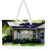Home Made Of Limestone Weekender Tote Bag