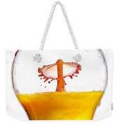 Liquid Coronet  Weekender Tote Bag