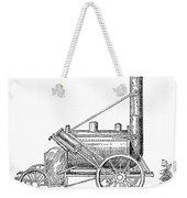 Locomotive Rocket, 1829 Weekender Tote Bag