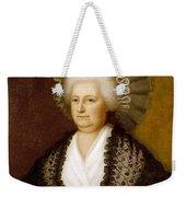Martha Washington (1731-1802) Weekender Tote Bag
