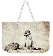 Meerkatz Weekender Tote Bag