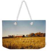 Michigan Barn Weekender Tote Bag