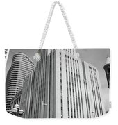 Minneapolis Skyscrapers Weekender Tote Bag