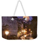Montmartre Twilight Weekender Tote Bag