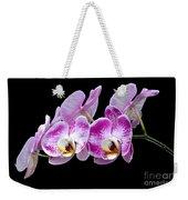 Moon's Orchid  Weekender Tote Bag
