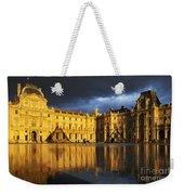 Musee Du Louvre Weekender Tote Bag by Brian Jannsen