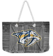 Nashville Predators Weekender Tote Bag