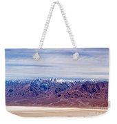 Natural Bridge Canyon Death Valley National Park Weekender Tote Bag