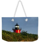 Nauset Lighthouse Weekender Tote Bag