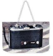 Old Camera Weekender Tote Bag