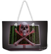 Online Security Weekender Tote Bag