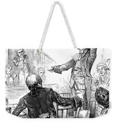 Patrick Henry (1736-1799) Weekender Tote Bag by Granger