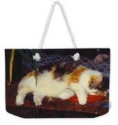Petey Weekender Tote Bag