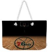 Philadelphia 76ers Weekender Tote Bag