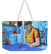 5 Pointz Graffiti Art 5 Weekender Tote Bag