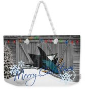 San Jose Sharks Weekender Tote Bag