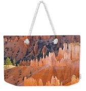 Sandstone Hoodoos In Bryce Canyon  Weekender Tote Bag